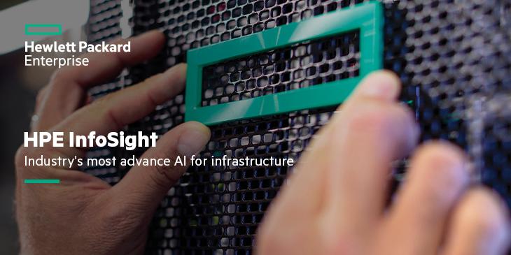 Artificial Intelligence for autonomous infrastructure