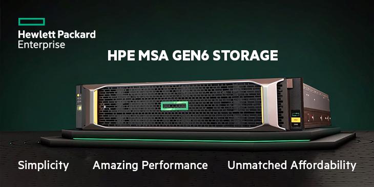 A New Era of Entry-Level Storage Starts Now