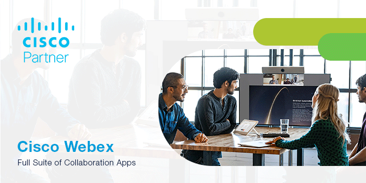 Cisco Webex – A single collaboration solution in the cloud