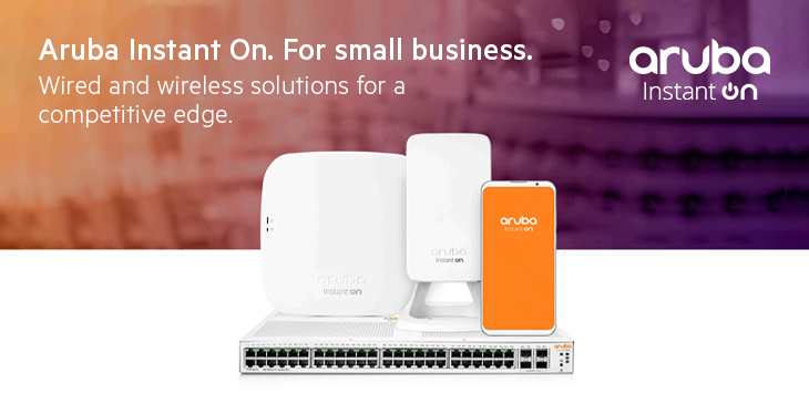 The always-on network for the always-on business