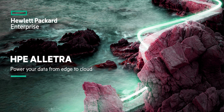Power your data from edge to cloud